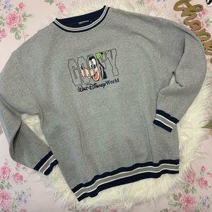 Men's XXL Walt Disney Brand Goofy Sweatshirt